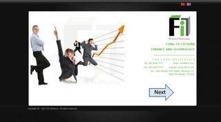 Thiết kế web Công ty cổ phần FIT VN