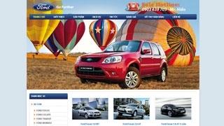 Thiết kế web Western Ford