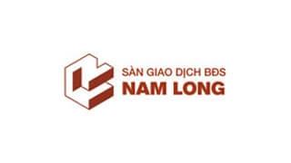 Thiết kế web công ty  Nam Long